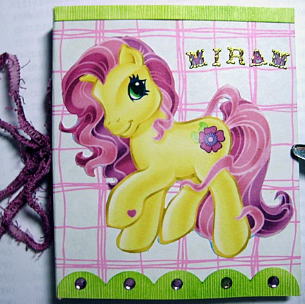 pretty pony book