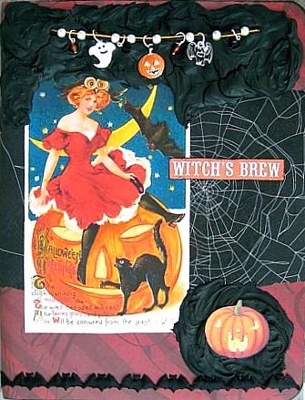 halloween comp book