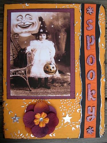 spooky comp book