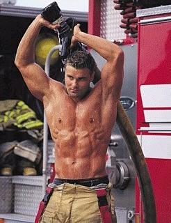 hunky fireman