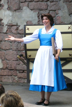 belle at wdw