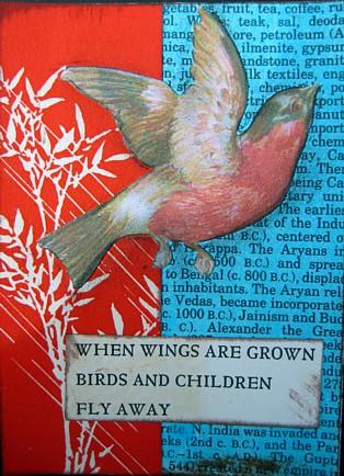 birds and children atc