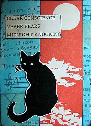 black cat atc