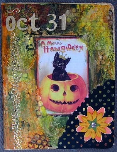 halloween comp book sr
