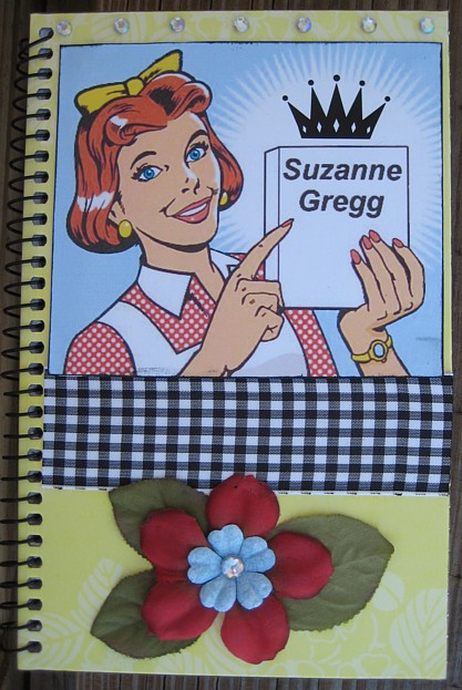 retro housewife journal