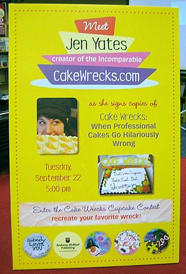 cakewrecks sign sr