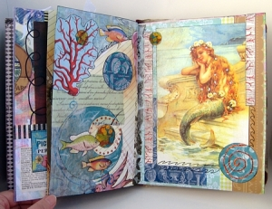 mermaid spread