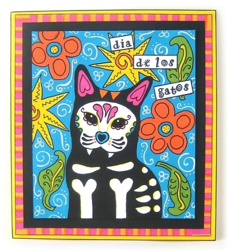 dia de los gatos sr