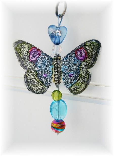 butterfly earrings 3