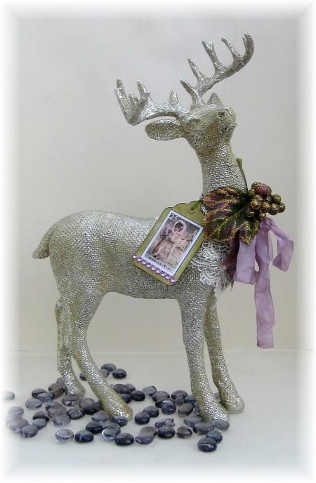 deer pebbles