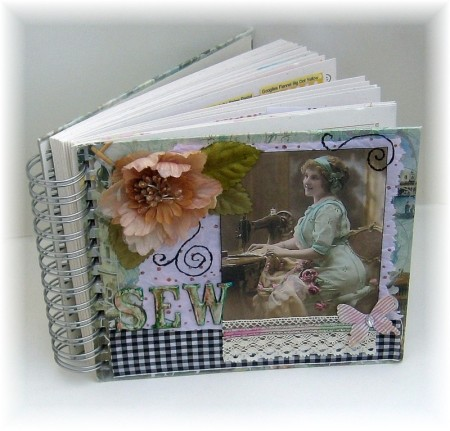 1st sewing journal 1