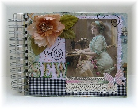 1st sewing journal 2