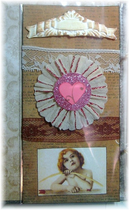 valentine pocket pages left