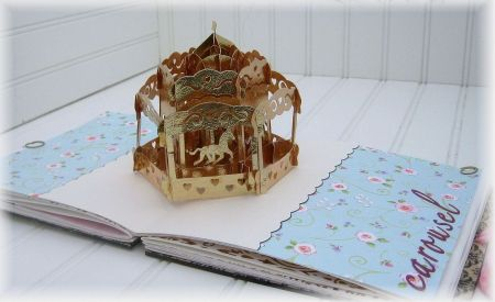 carousel popup