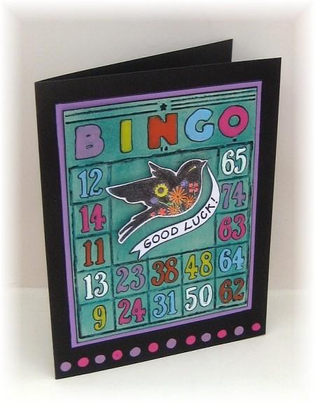 bingo card side