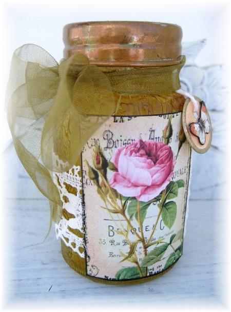 bottle amber