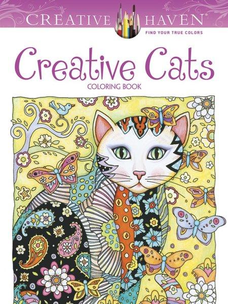creative cats book