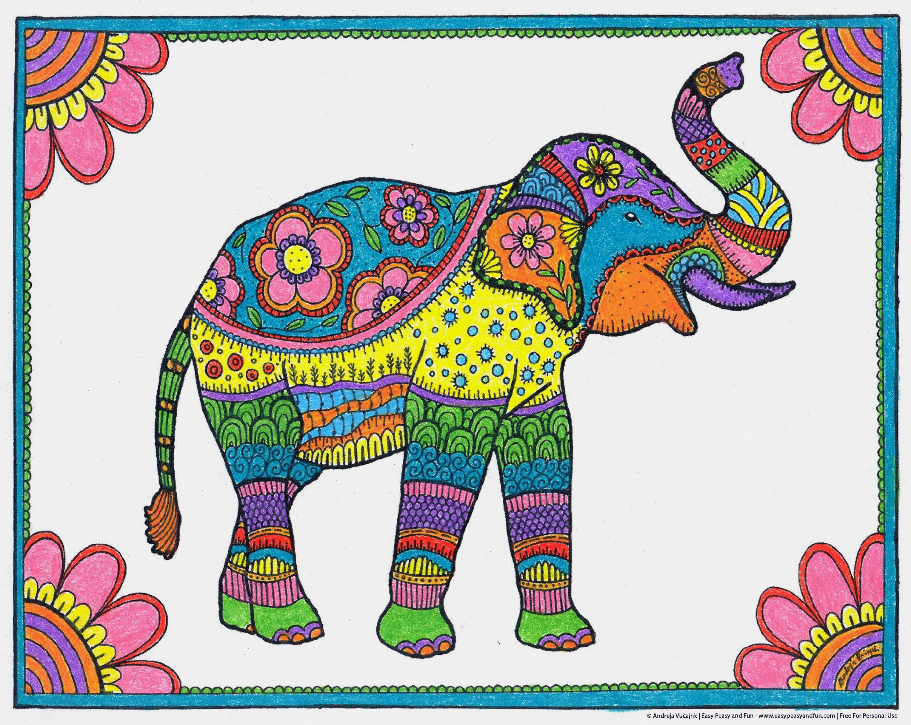 Coloring pages already colored - There Are So Many Things You Can Do With Your Filled In Coloring Pages Framing Them Of Course Is One Possibility But You Can Also Scan Them To Create A