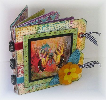 butterfly tag book 1