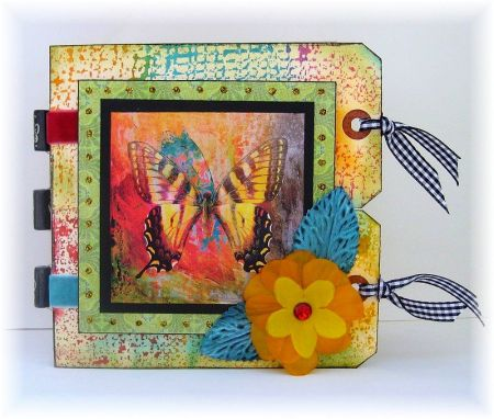 butterfly tag book 4