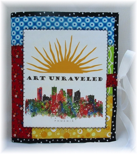 art unraveled front